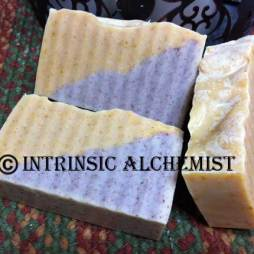 Sandalwood Citrus 'Man' Soap