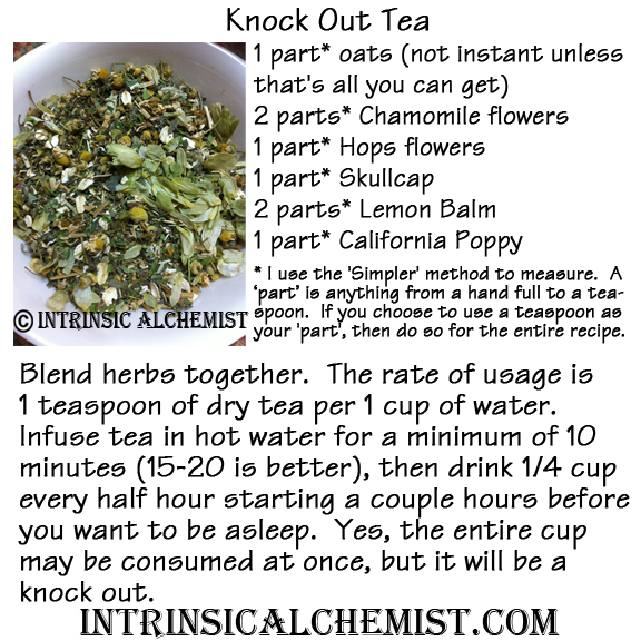 knockoutTea